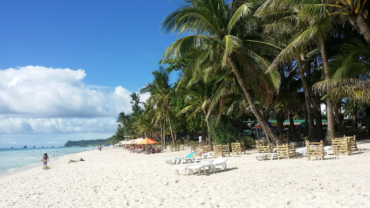 best beaches in philippines