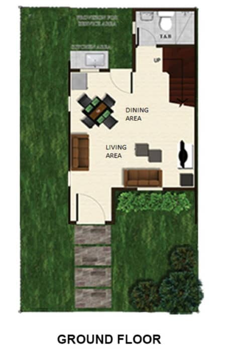 lumina homes for sale pagadian city Angeli floor plan