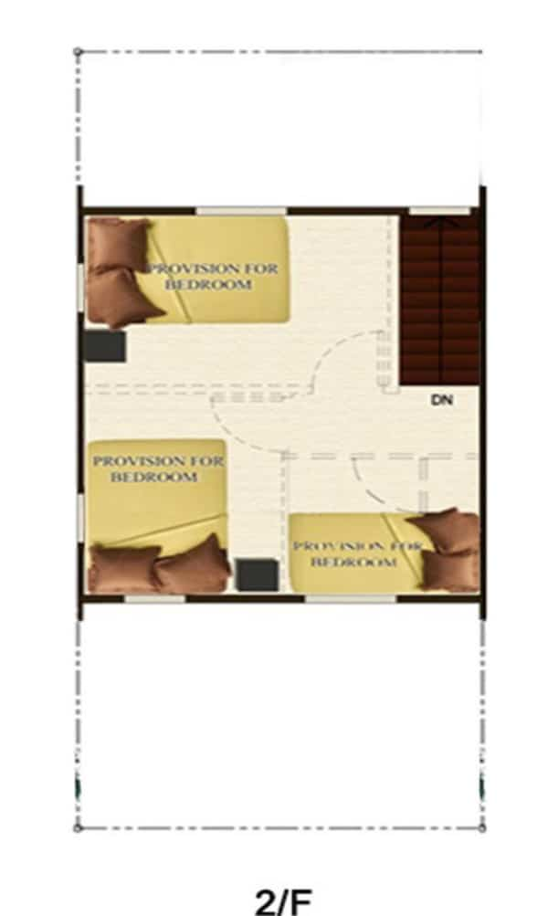 angeli lumina floor plan second floor