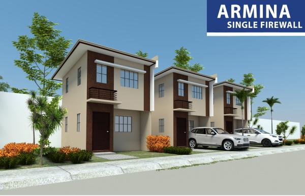 Best Home Firewall 2020.Lumina Homes Armina Single Firewall Unlock Pagadian Awe 2020