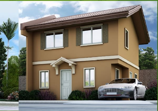 camella homes pagadian city Dana