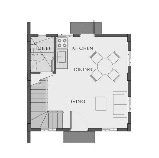 bella camella floor plan 1st floor