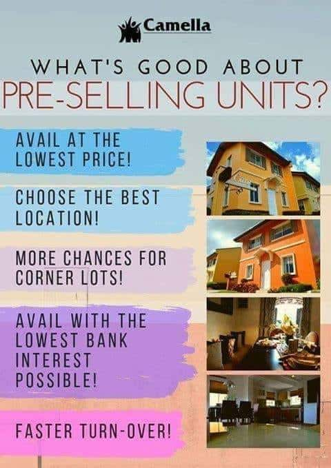 pre selling real estate