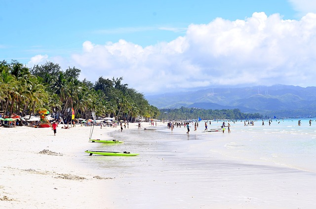 top destinations in the philippines Boracay
